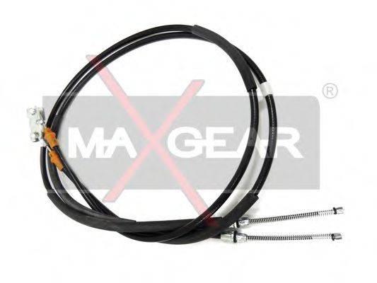 Трос, стояночная тормозная система MAXGEAR 32-0079
