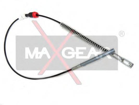 Трос, стояночная тормозная система MAXGEAR 32-0083