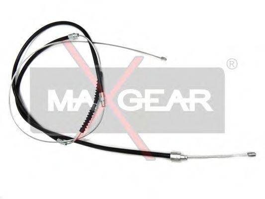 Трос, стояночная тормозная система MAXGEAR 32-0092