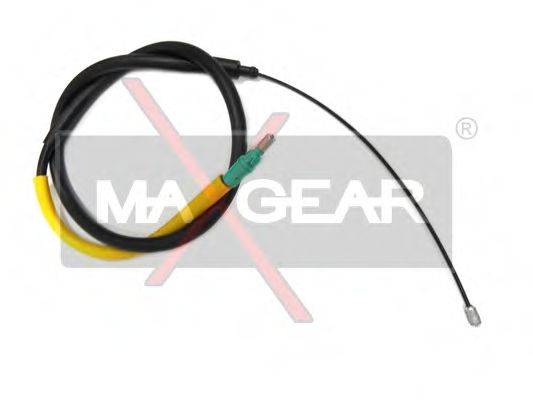 Трос, стояночная тормозная система MAXGEAR 32-0217
