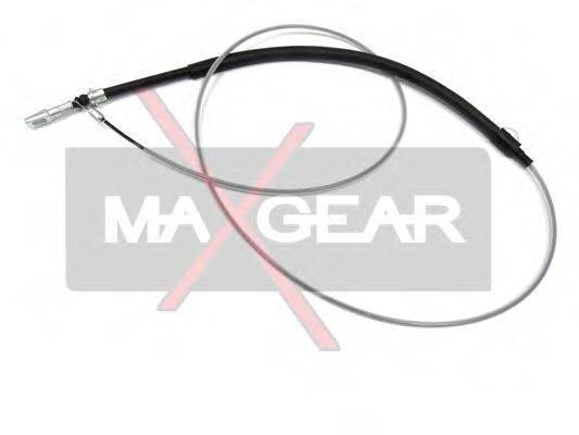 Трос, стояночная тормозная система MAXGEAR 32-0218
