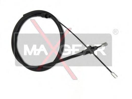 Трос, стояночная тормозная система MAXGEAR 32-0223