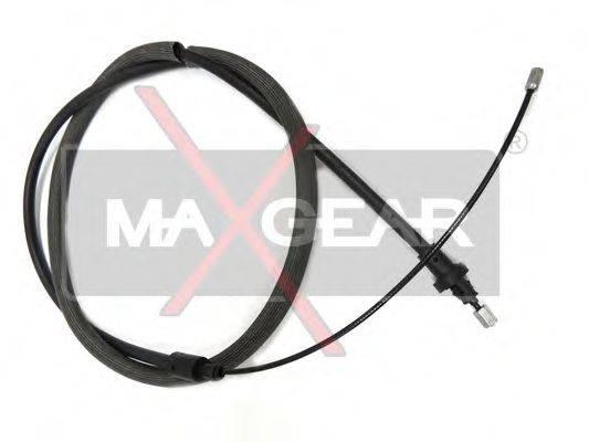 Трос, стояночная тормозная система MAXGEAR 32-0224