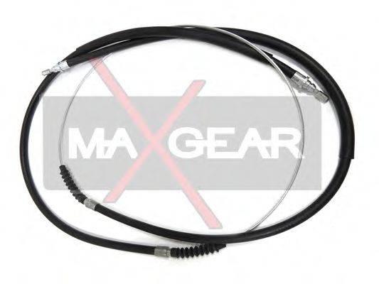 Трос, стояночная тормозная система MAXGEAR 32-0228