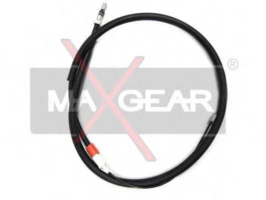 Трос, стояночная тормозная система MAXGEAR 32-0235