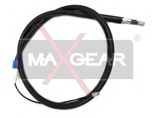 Трос, стояночная тормозная система MAXGEAR 32-0236
