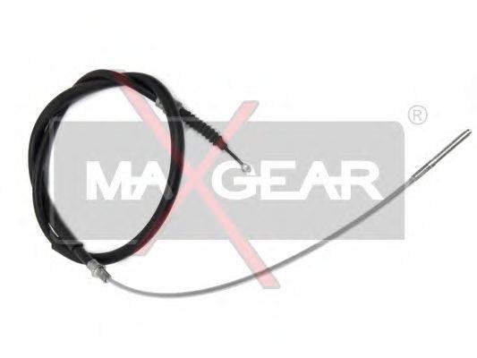 Трос, стояночная тормозная система MAXGEAR 32-0239