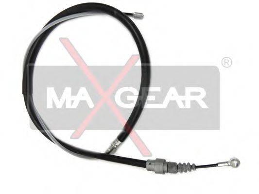 Трос, стояночная тормозная система MAXGEAR 32-0242