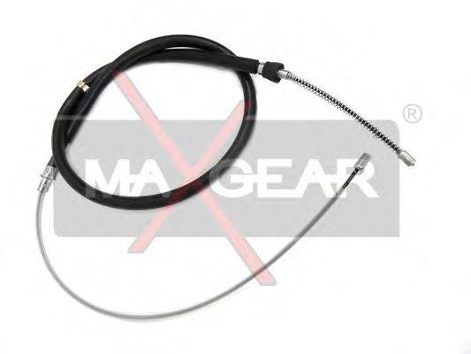 Трос, стояночная тормозная система MAXGEAR 32-0248