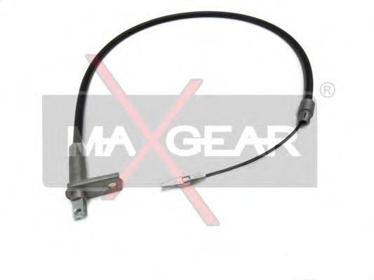 Трос, стояночная тормозная система MAXGEAR 32-0249