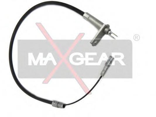 Трос, стояночная тормозная система MAXGEAR 32-0252