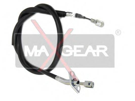 Трос, стояночная тормозная система MAXGEAR 32-0255