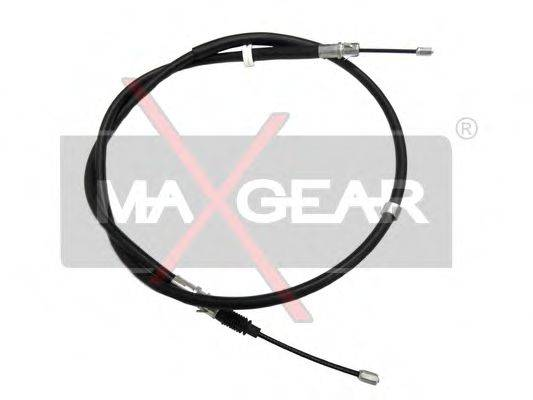 Трос, стояночная тормозная система MAXGEAR 32-0261