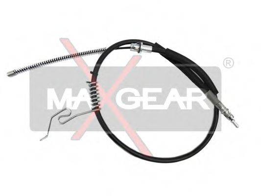 Трос, стояночная тормозная система MAXGEAR 32-0262