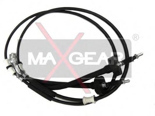 Трос, стояночная тормозная система MAXGEAR 32-0267