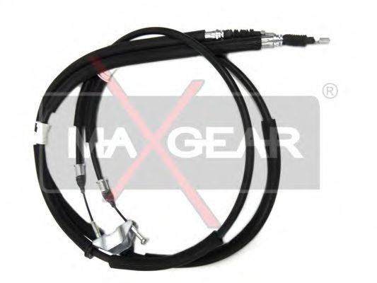 Трос, стояночная тормозная система MAXGEAR 32-0269