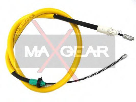 Трос, стояночная тормозная система MAXGEAR 32-0272