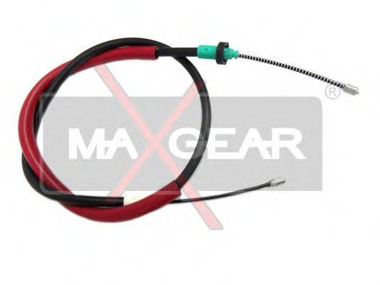 Трос, стояночная тормозная система MAXGEAR 32-0273