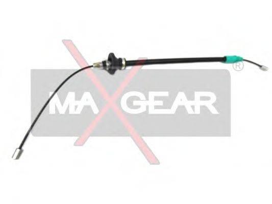 Трос, стояночная тормозная система MAXGEAR 32-0274