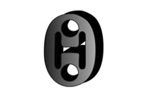 FENNO X50123 Резиновые полоски, система выпуска