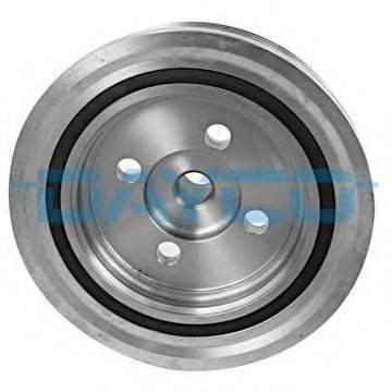 Ременный шкив, коленчатый вал DAYCO DPV1070