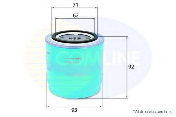 COMLINE CNS11701 Масляный фильтр
