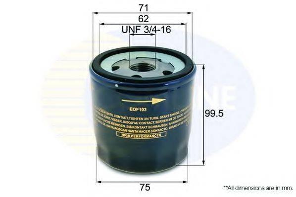 COMLINE EOF103 Масляный фильтр