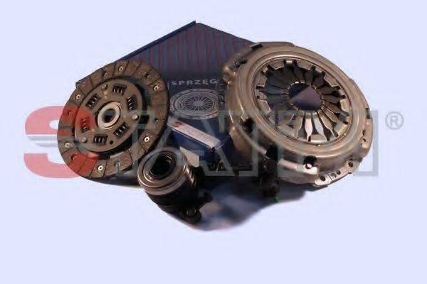 Комплект сцепления STATIM 120.740