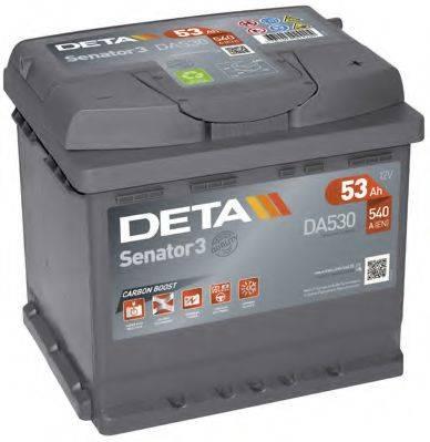 DETA DA530 Стартерная аккумуляторная батарея; Стартерная аккумуляторная батарея