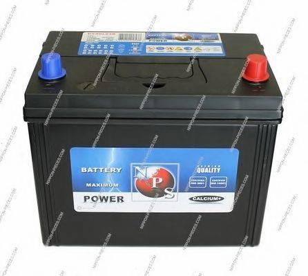 NPS U540L23B Стартерная аккумуляторная батарея