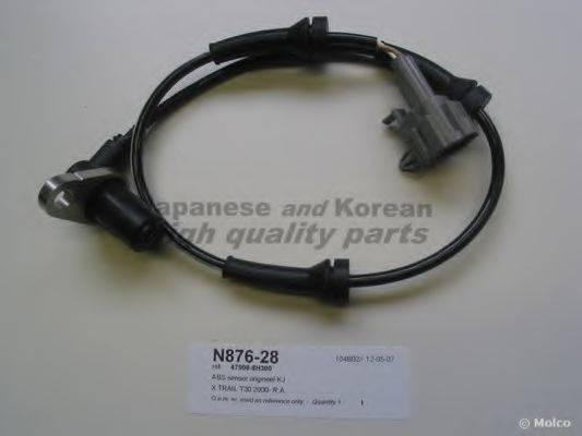 ASHUKI N87628 Датчик, частота вращения колеса