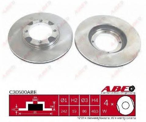 Тормозной диск ABE C30500ABE