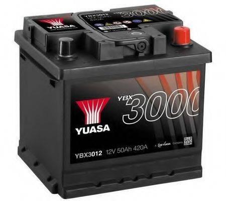 YUASA YBX3012 Стартерная аккумуляторная батарея