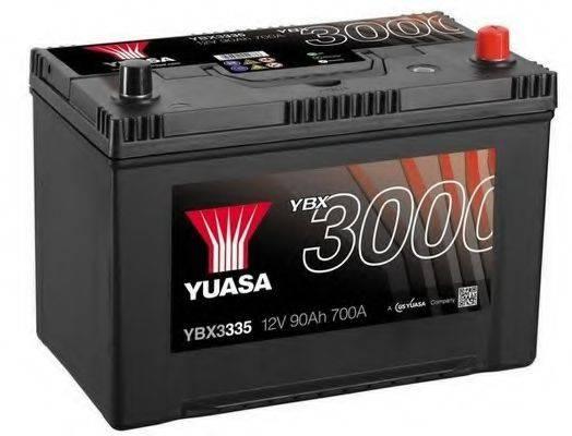 YUASA YBX3335 Стартерная аккумуляторная батарея