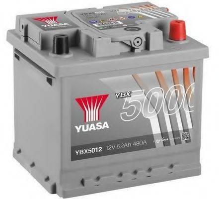 YUASA YBX5012 Стартерная аккумуляторная батарея
