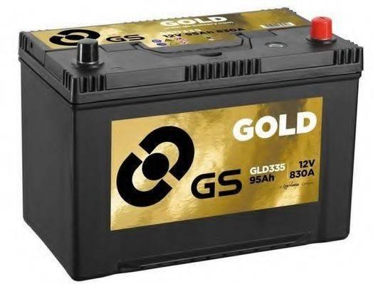 GS GLD335 Стартерная аккумуляторная батарея