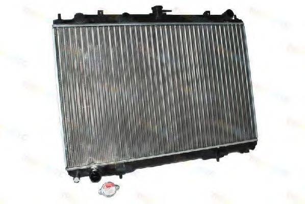 THERMOTEC D71017TT Радиатор, охлаждение двигателя