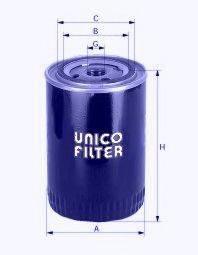 UNICO FILTER LI71002 Масляный фильтр