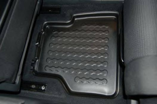 CARBOX 427090000 Резиновый коврик с защитными бортами