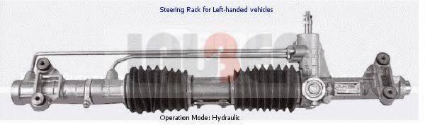 LAUBER 660773 Рулевой механизм