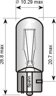 SPAHN GLUHLAMPEN BL5224