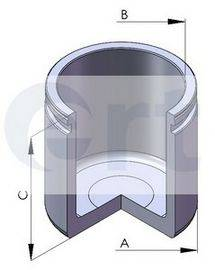 ERT 150569C Поршень, корпус скобы тормоза