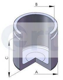 ERT 150592C Поршень, корпус скобы тормоза