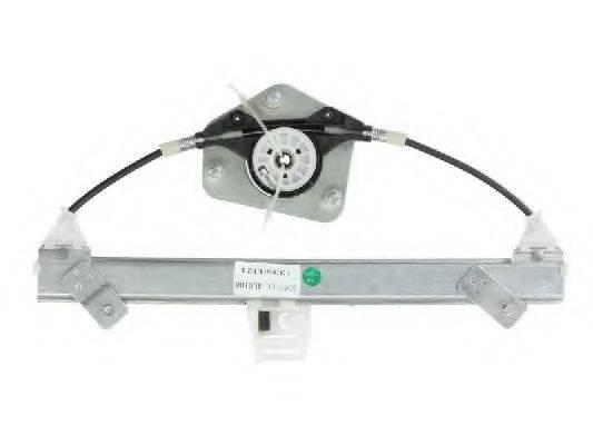 Подъемное устройство для окон BLIC 6060-00-AL0100