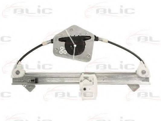 Подъемное устройство для окон BLIC 6060-00-AL0107