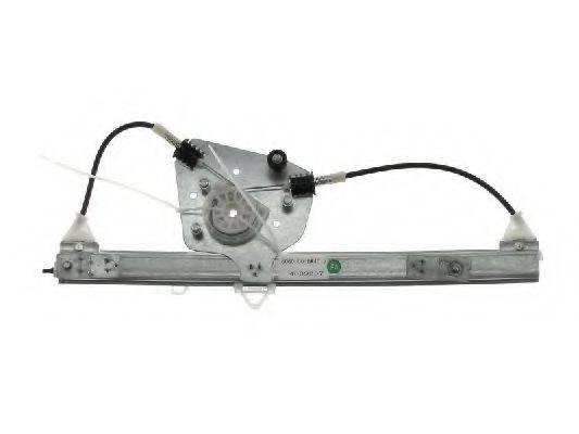 Подъемное устройство для окон BLIC 6060-00-BW4012