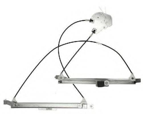 Подъемное устройство для окон BLIC 6060-00-BW4028