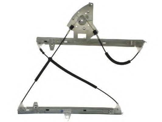 Плавающая колодка, стеклоподъемник BLIC 6060-00-CI2419