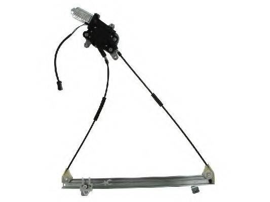 Подъемное устройство для окон BLIC 6060-00-CI4410