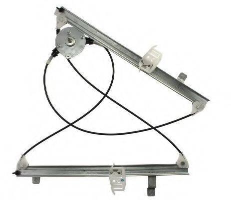 Подъемное устройство для окон BLIC 6060-00-CI9585